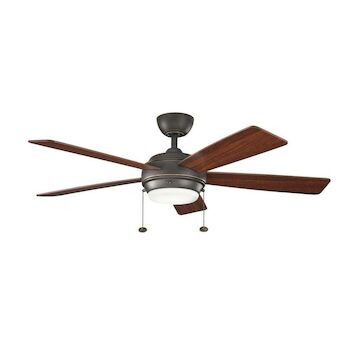 STARKK 52-INCH FAN, Olde Bronze, large