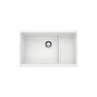 PRECIS CASCADE KITCHEN SINK, White, medium