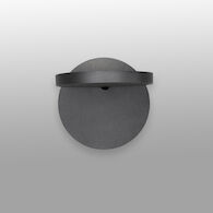 DEMETRA 3000K LED SPOT WALL LIGHT WITH SWITCH, 17300, Anthracite Grey, medium