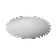 MIRROR OVAL BACK-LIT LED, , medium