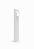 CICLOPE MONO 90-INCH BOLLARD, White, medium