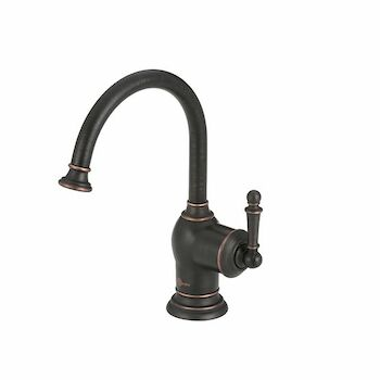 IRIS INSTANT HOT ONLY WATER DISPENSER FAUCET, Classic Oil Rubbed Bronze, large
