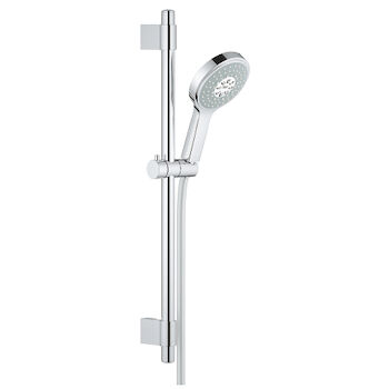 POWER & SOUL COSMOPOLITAN CONTEMPORARY 130 SHOWER SET, StarLight Chrome, large