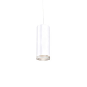 CAMEO 3000K LED PENDANT LIGHT, 401431-LED, White, large