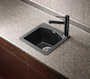 DIAMOND MINI KITCHEN SINK, Anthracite, small
