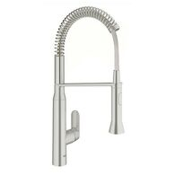 K7 PROFI-SPRAY KITCHEN FAUCET, SuperSteel Infinity, medium