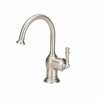 IRIS INSTANT HOT ONLY WATER DISPENSER FAUCET, Chrome, large
